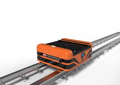 RGV rail car