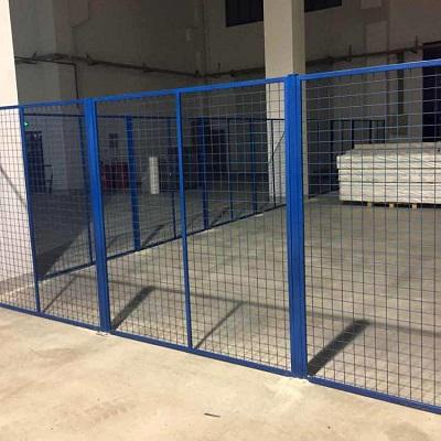 Warehouse isolation network