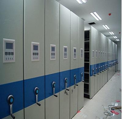 Movable file voucher rack