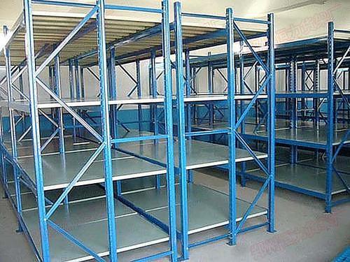 Cold storage goods rack
