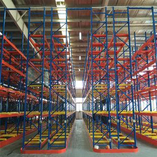 Conventional shelf of cold storage